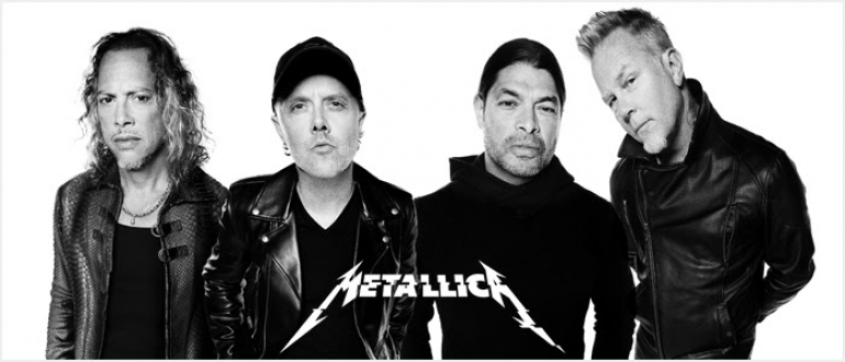 "Metallica ao vivo com a ""WorldWired Tour"" no Altice Arena dia 1 Fevereiro"