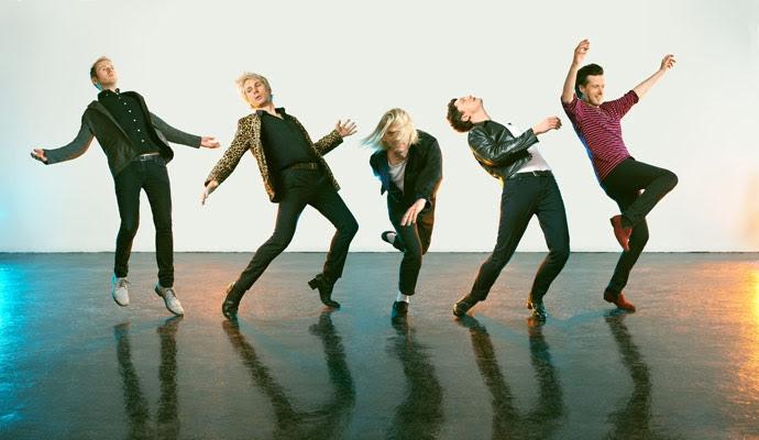 Franz Ferdinand estreiam novo disco dia 14 de Julho no NOS Alive'18