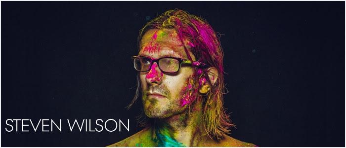 Steven Wilson na Sala Tejo do Altice Arena dia 31 Janeiro