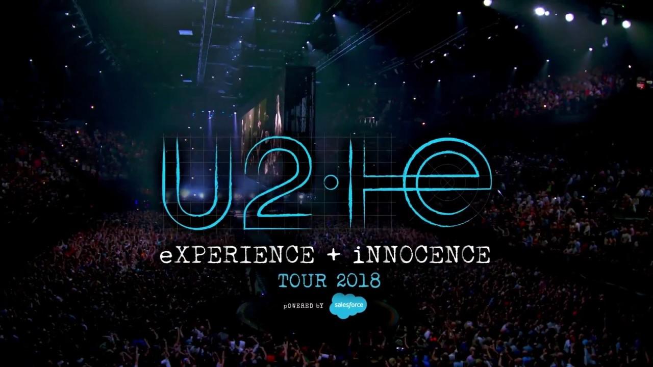 U2 - eXPERIENCE + iNNOCENCE Tour - 16 e 17 Setembro no Altice Arena