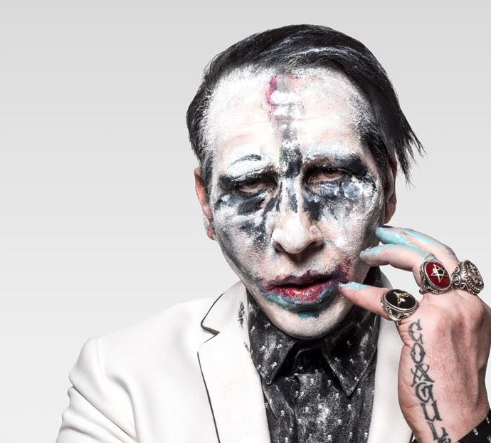 Marilyn Manson dia 27 de Junho no Campo Pequeno