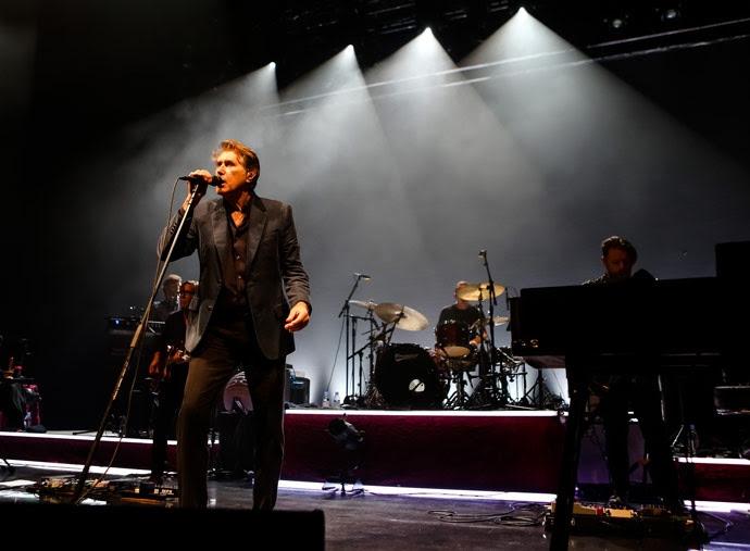 Bryan Ferry confirmado dia 12 de Julho no Palcos NOS do NOS Alive'18