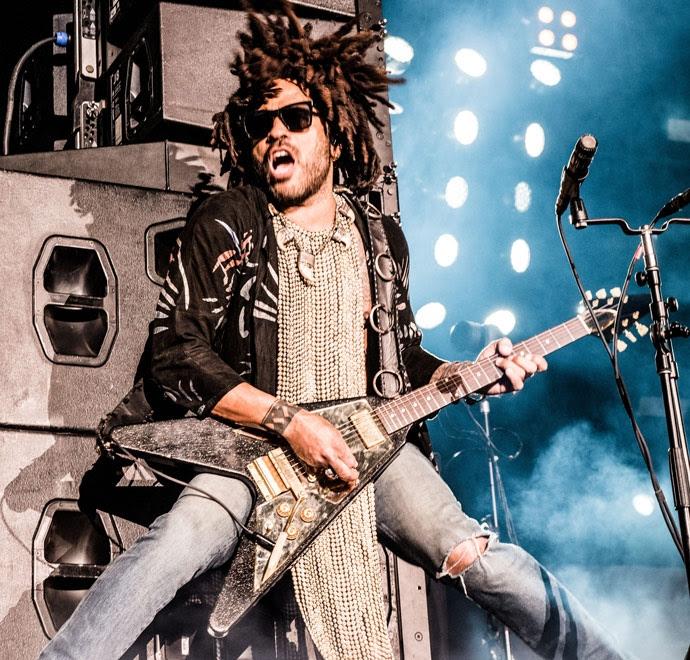Lenny Kravitz com digressão europeia dia 1 de Julho em Portugal