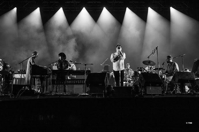 LCD Soundsystem dias 19, 20 e 21 de Junho no Coliseu de Lisboa
