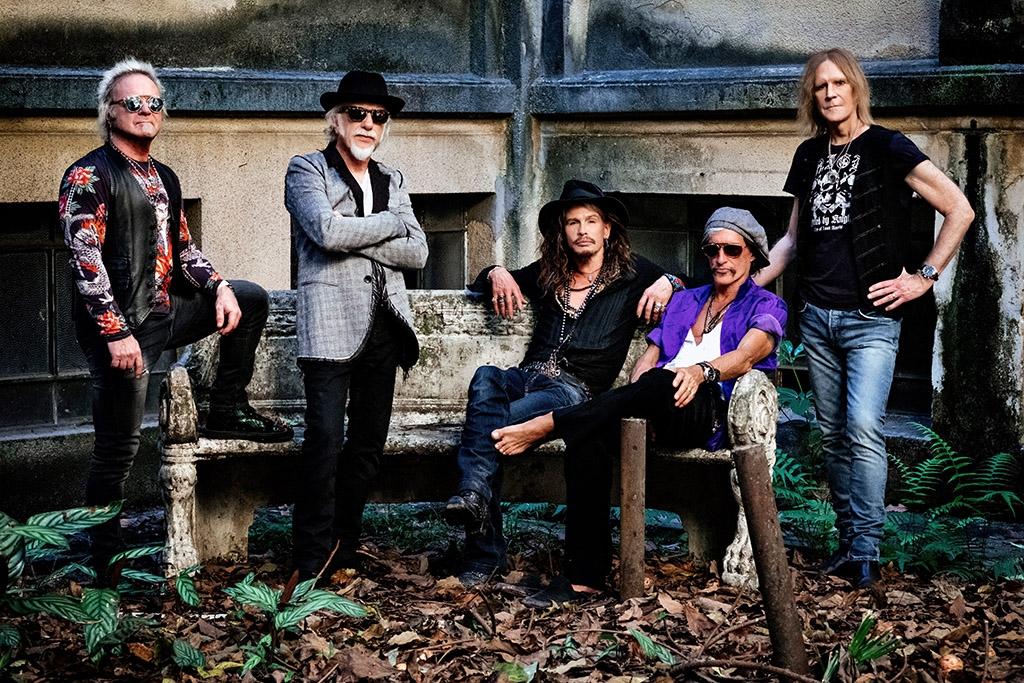 Aerosmith comemoram 50 anos de carreira com digressão europeia em 2020